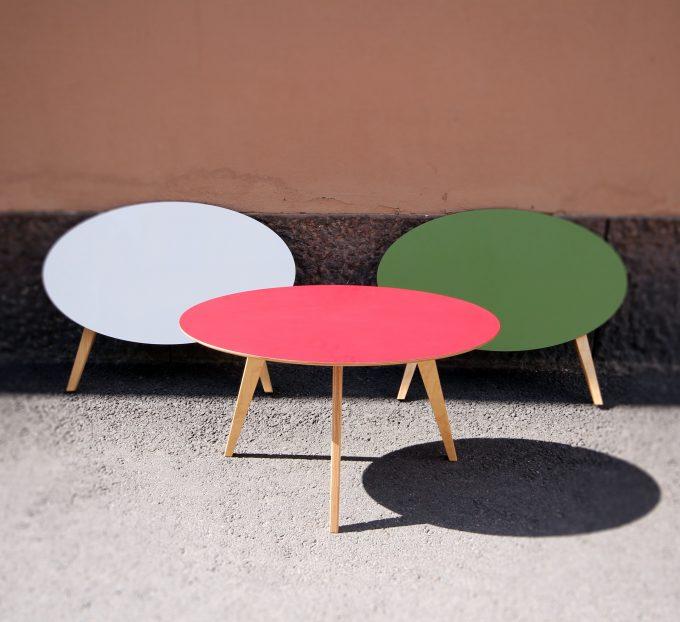 Fold & Go pöytä